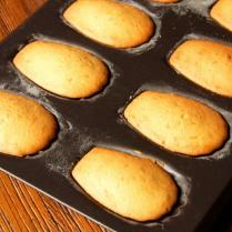 Bake till lightly golden, 12mins