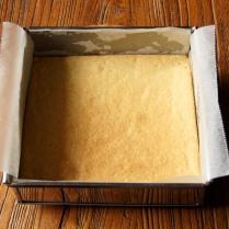 Bake for 5+30mins, cool