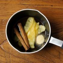 Cinn+rind+honey+water+gelatine