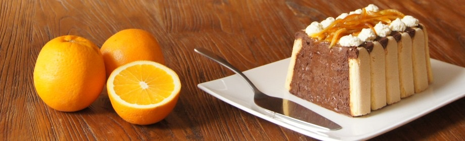Rich Chocolate and Orange Mousse Dessert
