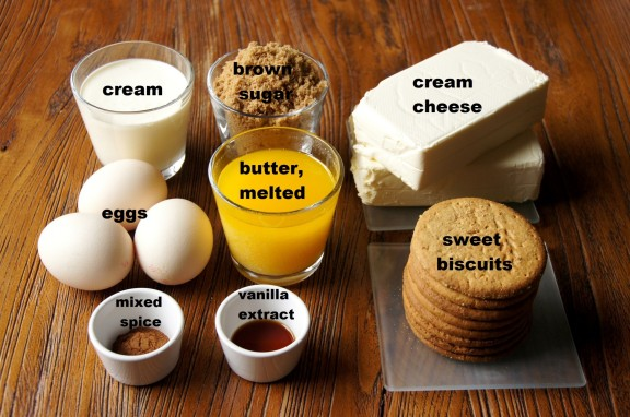 Ingredients: Cheesecake