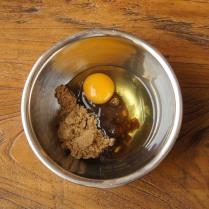 Oil+sugar+egg