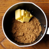 Sugar+extra butter