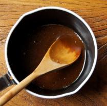 Stir until sugar dissolves