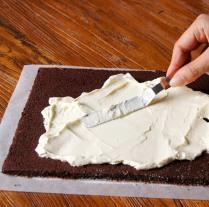 Spread over cake