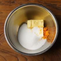 Sugar+butter+zest