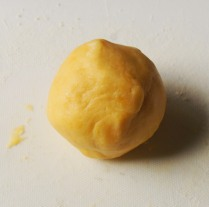 Roll pastry into a ball
