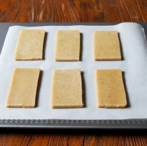 Place on baking tray