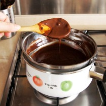 Stir until smooth