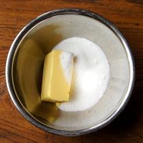 Butter+sugar