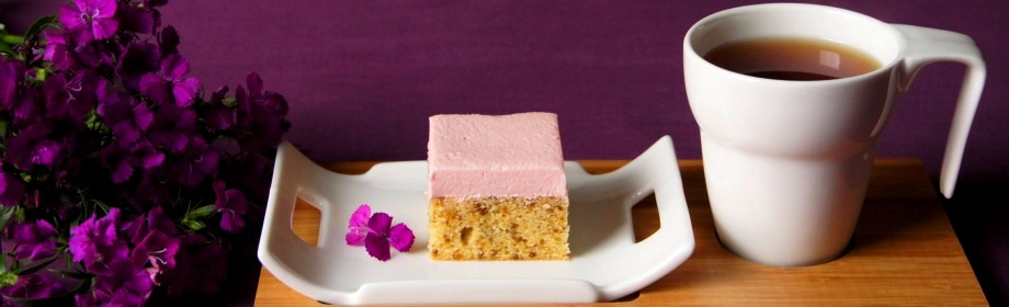 Pistachio Cake with RosewaterFrosting