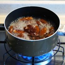 Bring to boil, simmer 5mins