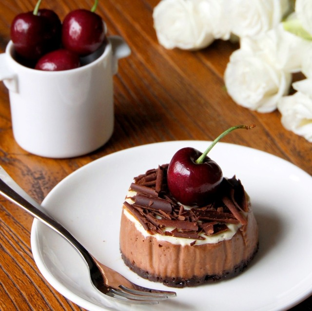 Black Forest Cheesecake(s)