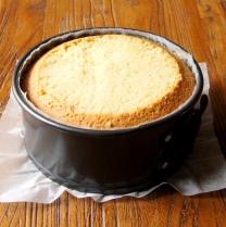 Bake 1h40min, cool in tin