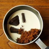 Choc+cream+brown sugar